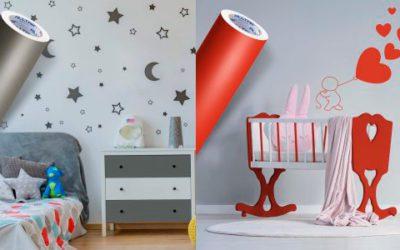 Revestimento adesivo para quarto infantil: 5 ótimas inspirações