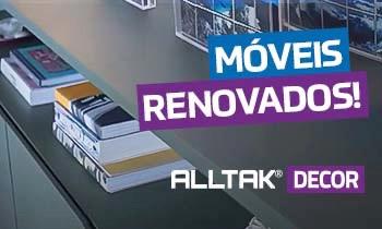 Decoração: Conheça a técnica de envelopamento de móveis