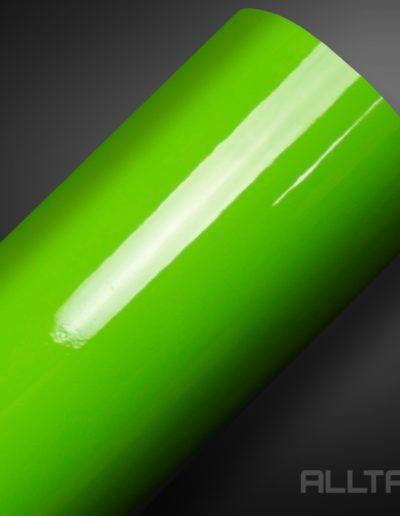 Ultra Kambo Green | Alltak Envelopamento Automotivo