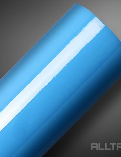 Ultra Baby Blue | Alltak Envelopamento Automotivo