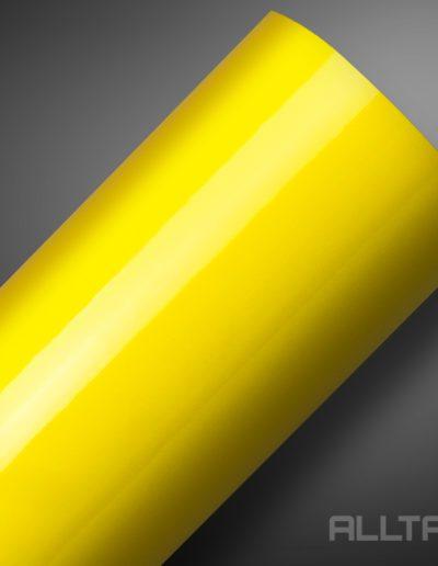 Ultra Banana Yellow | Alltak Envelopamento Automotivo
