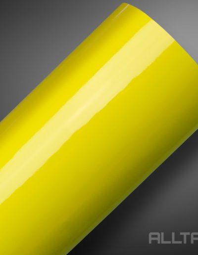 Ultra Lime Yellow | Alltak Envelopamento Automotivo