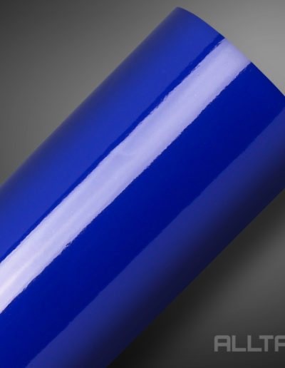 Ultra Mystique Blue | Alltak Envelopamento Automotivo