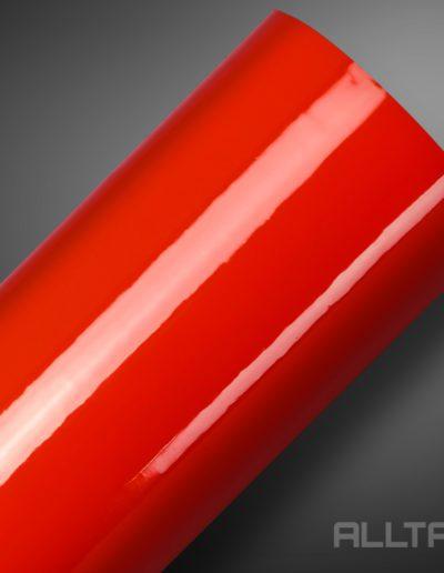 Ultra Spicy Red | Alltak Envelopamento Automotivo