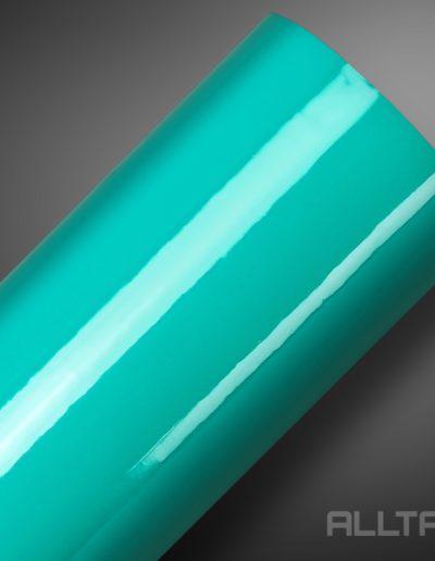 Ultra Turquoise Green | Alltak Envelopamento Automotivo