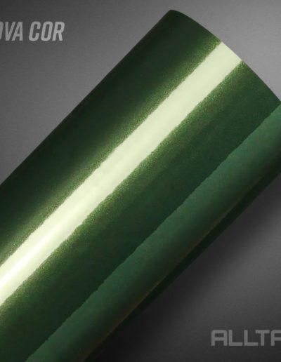 ULTRA ARAUCÁRIA GREEN METALLIC 18U68M | Alltak Envelopamento Automotivo