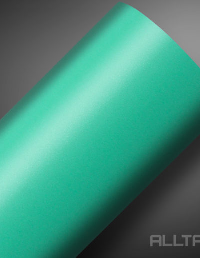 Linha Jateado Mint Green | Alltak Envelopamento Automotivo