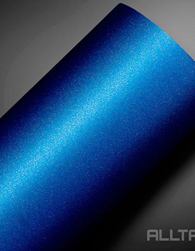 Linha Jateado Navy Blue Metallic | Alltak Envelopamento Automotivo