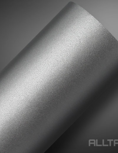 Linha Jateado Silver Metallic | Alltak Envelopamento Automotivo