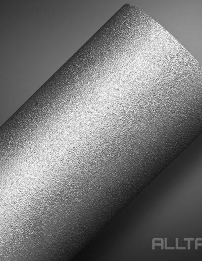Krusher Silver Metallic   Alltak Envelopamento Automotivo