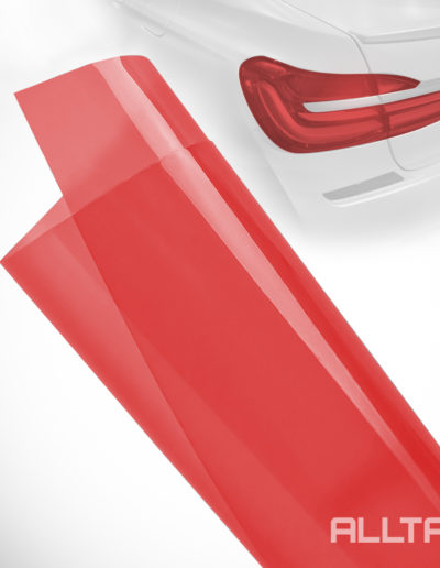 Klear Gloss Red | Alltak Envelopamento Automotivo