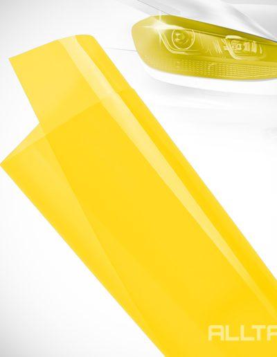 Klear Gloss Yellow | Alltak Envelopamento Automotivo