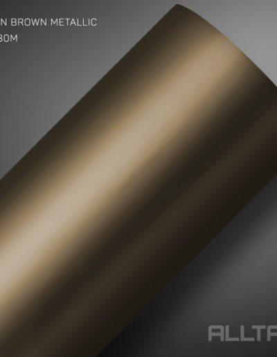 Linha Satin Brown Metallic | Alltak Envelopamento Automotivo