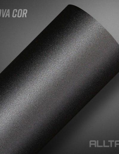 Linha Jateado Adamantium Gray Mettalic | Alltak Envelopamento Automotivo