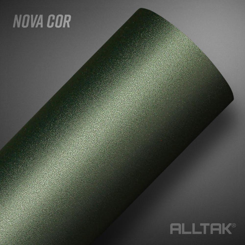 Jateado Araucária Green Metallic | Cod. 18J68M