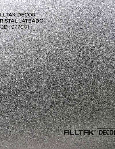 Alltak Decor Cristal Jateado   Alltak Adesivos Automotivo