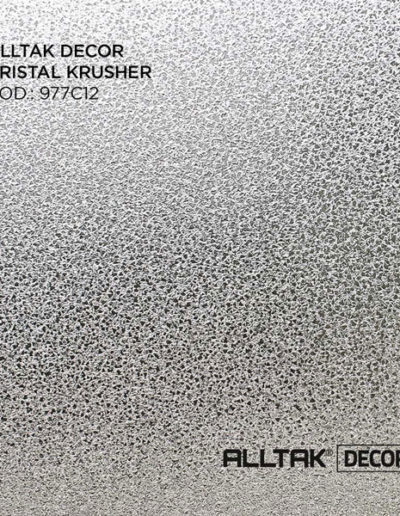Alltak Decor Cristal Krusher | Alltak Adesivos Automotivo