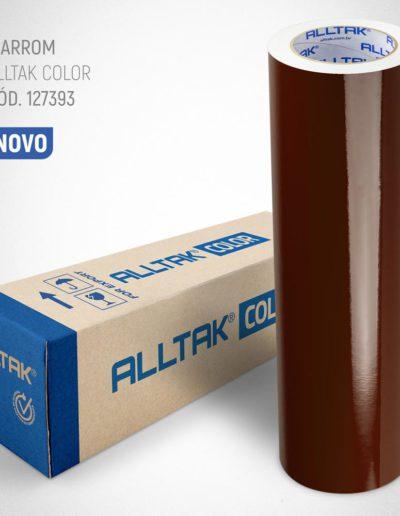 Alltak Color Marrom | Alltak Adesivos