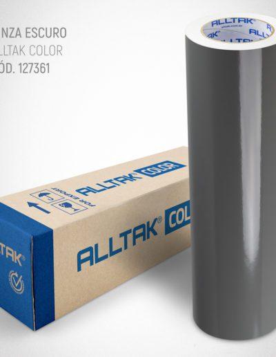Linha Color Cinza Escuro | Alltak Envelopamento Automotivo