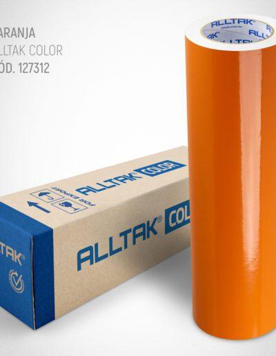 Linha Color Laranja | Alltak Envelopamento Automotivo