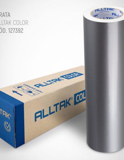 Linha Color Prata | Alltak Envelopamento Automotivo