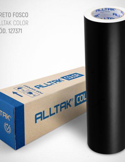 Linha Color Preto Fosco | Alltak Envelopamento Automotivo