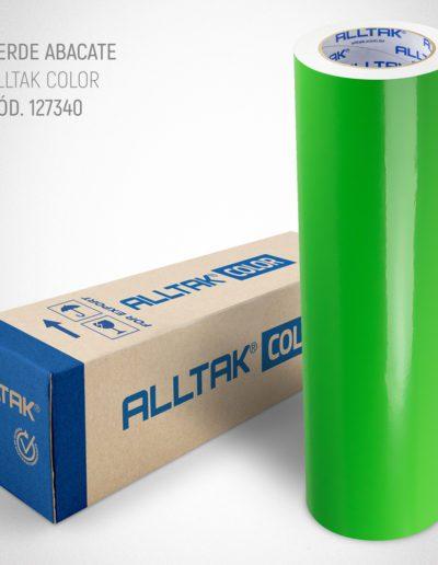 Linha Color Verde Abacate | Alltak Envelopamento Automotivo