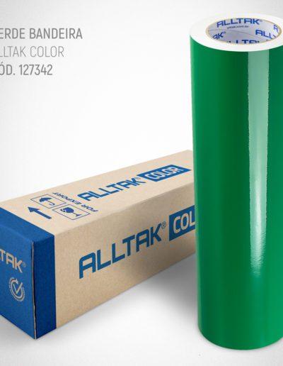 Linha Color Verde Bandeira | Alltak Envelopamento Automotivo
