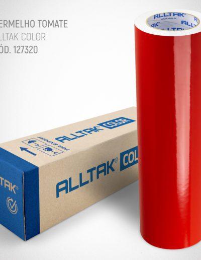 Linha Color Vermelho Tomate | Alltak Envelopamento Automotivo