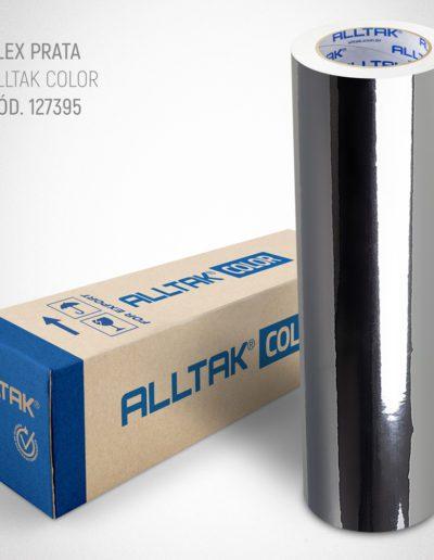 Linha Color Flex Prata | Alltak Envelopamento Automotivo