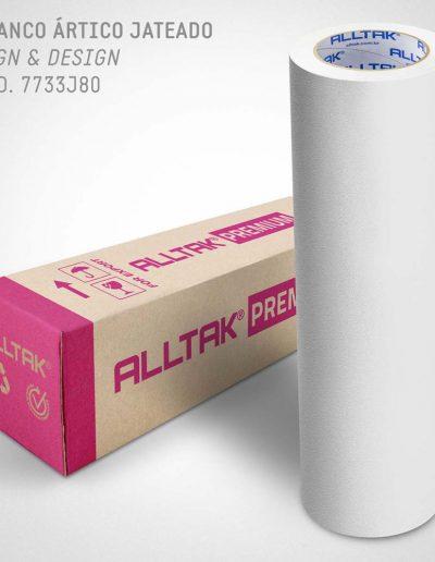 Branco Artico Jateado - 7733J10 | Alltak Decor