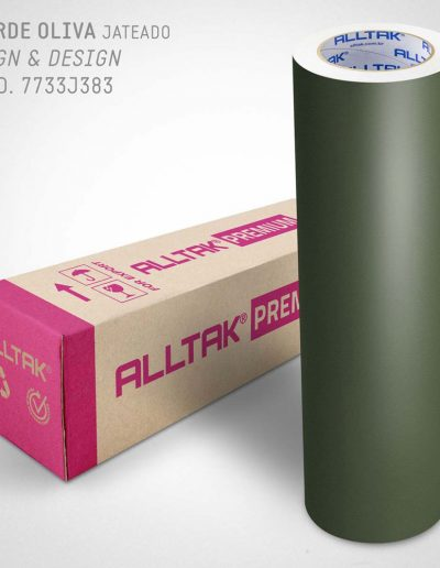 Verde Oliva Jateado - 7733J383 | Alltak Decor