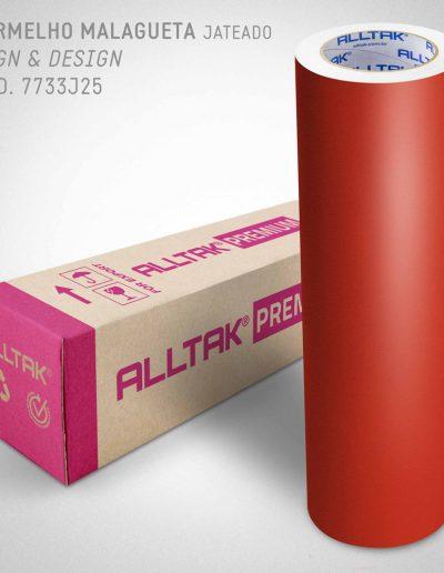 Vermelho Malagueta - 7733J25 | Alltak Decor