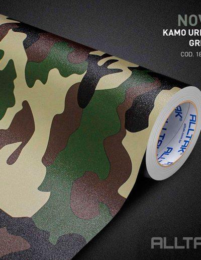 Kamo Urban Green cod. 18KU80
