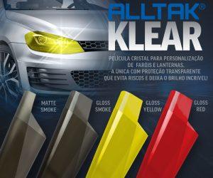 Proteção e personalização automotiva: Aposte na Linha Alltak Tuning Klear