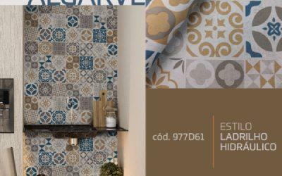 Traga o estilo europeu para o seu ambiente decorando com ladrilhos portugueses